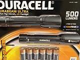 Duracell Durabeam Ultra 2 Pack High Intensity 500 Lumens LED Flashlight
