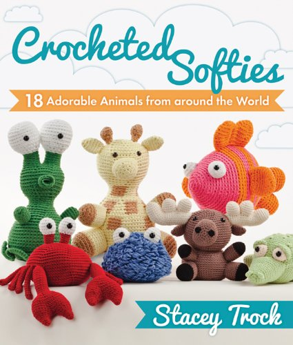 Crocheted Softies: 18 Adorable Animals From Around The World front-167137