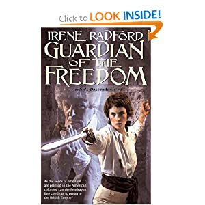 Guardian of the Freedom: Merlin's Descendents #5 (Merlin's Descendants) by Irene Radford