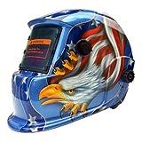 Solar Auto Darkening Welding Helmet Mask CE ANSI CERTIFIED (Eagle)