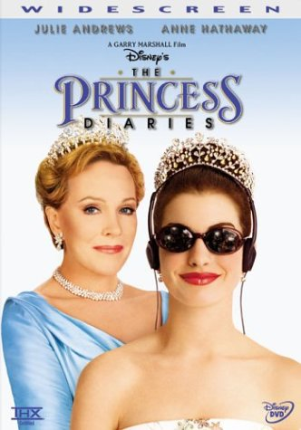 Cover art for  The Princess Diaries (Widescreen Edition)