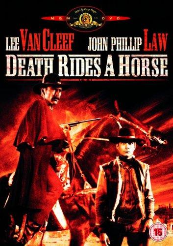 Death Rides A Horse [DVD]
