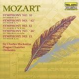 Symphonies 10 42 12 46 & 13