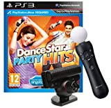 DANCESTAR PARTY HITS PS3 + MOVE KIT