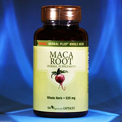 Top Selling Brand Name Gnc Maca Root Pills Stimulate Sex Drive Male & Female New