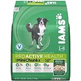 Iams ProActive Health Mini Chunks Premium Nutrition for Adult Dogs, 38.5-Pound