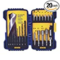 20-Pc. Driver-Drill Bit Set