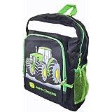 John Deere Black 16 inch Backpack FTK244K