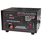 Pyramid PS12KX 12 Amp 13.8-Volt Power Supply