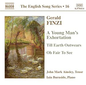 Lieder - The English Song Series 16