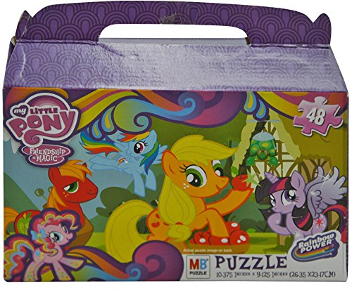 My Little Pony 48 Piece Gift Box Puzzle - 1