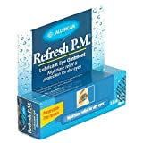 Refresh P.M. Lubricant Eye Ointment, 0.12 Ounces Sterile (3.5 g)