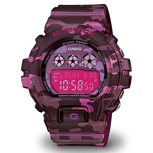 [CASIO] CASIO watches g-shock Camo series GMD-S6900CF-4ER ladies [reverse]