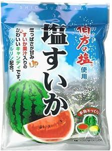 宮川製菓  塩すいか飴 75g×10袋