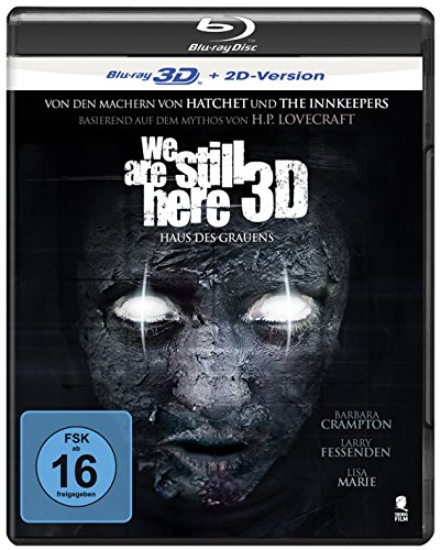 We Are Still Here (Uncut) [3D Blu-ray + 2D Version]