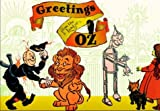 Greetings from Oz Postcard Portfolio (Potter Style)