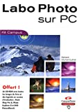 Labo photo sur PC (CD-Rom inclus)