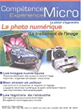 Photo du livre La photo numerique