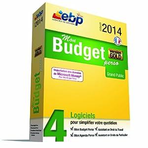 EBP Mon Budget Perso GOLD 2014