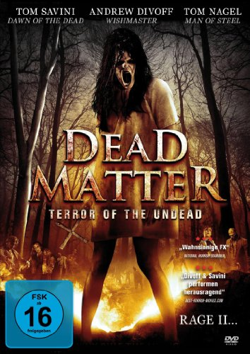 Dead Matter - Terror of the Undead
