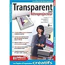 Transparent pour Rétroprojecteur