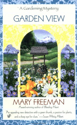 Image for Garden View (Gardening Mysteries)