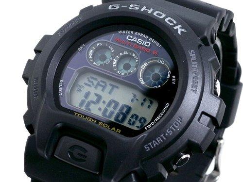 Casio CASIO G shock g-shock tough solar radio watch GW6900-1 [parallel import goods]