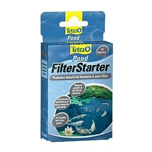 Tetrapond Filter Zyme Filter Starter Tablets
