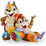 """Enesco Disney by Britto by Enesco Chip and Dale Figurine, 6"""""""