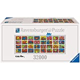 Ravensburger 32,256-pc. Keith Haring Double Retrospect Puzzle