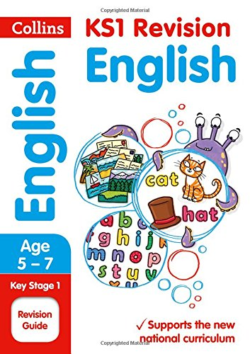 KS1 English Revision Guide (Collins KS1 Revision and Practice - New Curriculum)