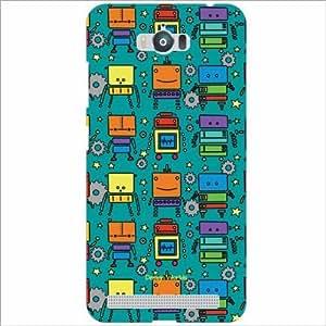 Design Worlds Back Cover Case For Asus Zenfone Max Zc550Kl