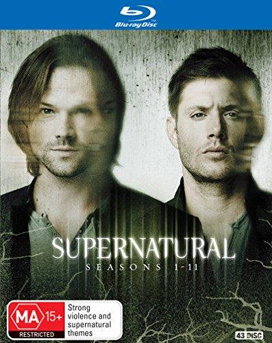 Supernatural: Seasons 1 - 11 Complete Series [Blu-ray]