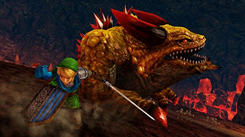 Hyrule Warriors: Legends screenshot