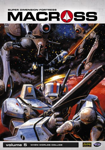 Macross Vol. 5: When Worlds Collide