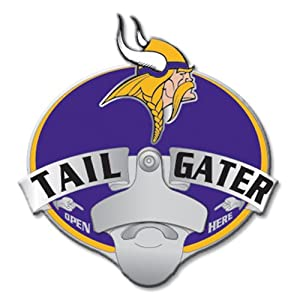 NFL Minnesota Vikings Tailgater Hitch Cover by Siskiyou