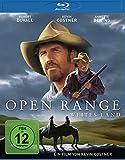 Open Range (Weites Land) [Blu-Ray]