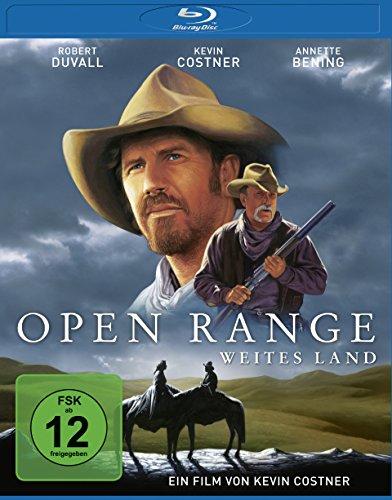 Open Range - Weites Land [Blu-ray]