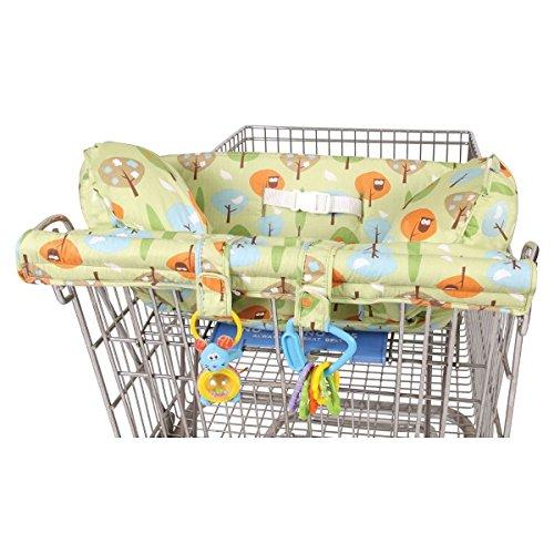 Leachco Prop 'R Shopper Shopping Cart Cover front-180000