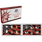 2003 S US Mint Silver Proof Set