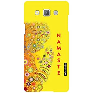 Printland Back Cover For Samsung Galaxy A5 SM-A500GZKDINS/INU - namaste Designer Cases