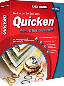 Quicken Home&Business 2006