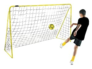 Kickmaster Kids Premier Goal - Yellow, 5ft (Old Version)