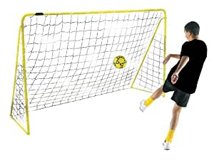 Kickmaster Kids Premier Goal - Yellow, 5ft