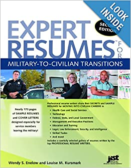 expert resumes for to civilian transitions 2nd ed