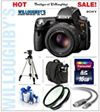 Sony Alpha DSLR-SLT-A55 16.2MP Digital Camera