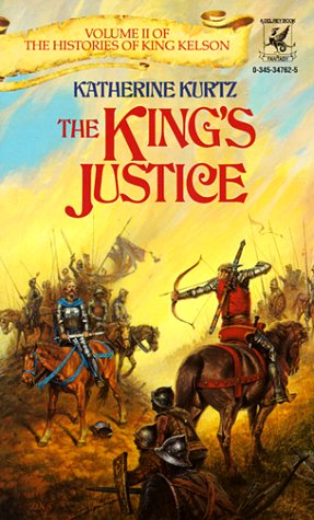 Image for King's Justice (Histories of King Kelson, Vol 2)