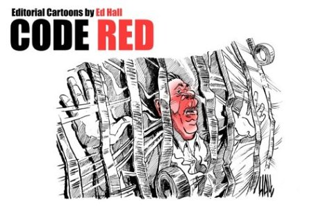 Code Red Editorial Cartoons by Ed Hall097451408X