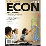 ECON for Macroeconomics (with Premium Website Printed Access Card) ~ William A. McEachern