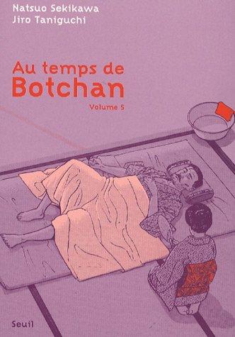 Au temps de Botchan, Tome 5 :